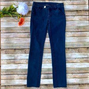 Tory Burch dark wash super skinny jeans size 25